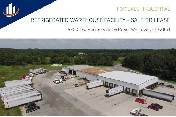 Refrigerated Warehouse Space Image